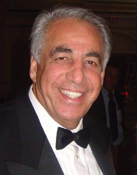 Christopher Hinn Middle East Terrorism Advisor